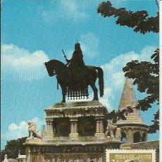 Sellos: TARJETA MÁXIMA. 1978. BUDAPEST. ISTVAN-SZOBORRAL.. Lote 42025450