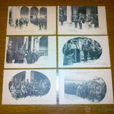 Sellos: EL CAPITAN GENERAL WEYLER. 30 FOTOTIPIA Nº 1/30, HAUSER Y MENET-MADRID,. Lote 42495034