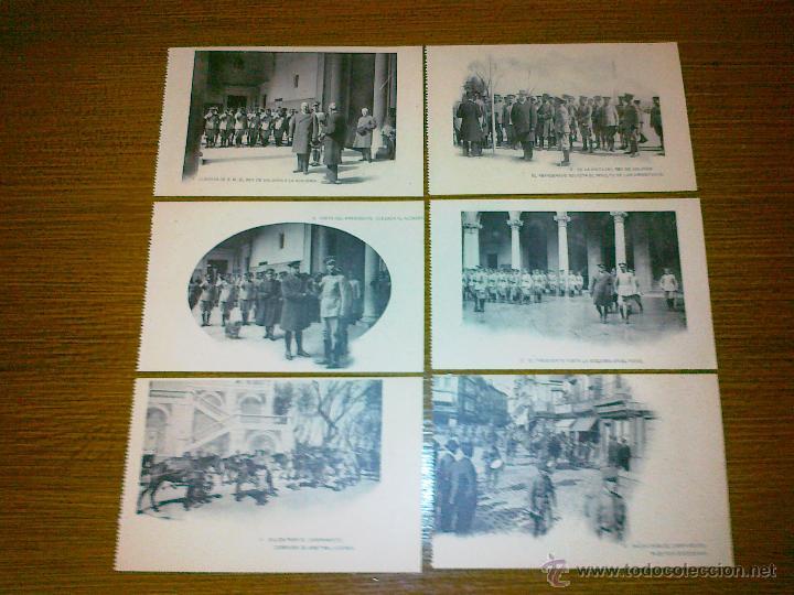 Sellos: EL CAPITAN GENERAL WEYLER. 30 FOTOTIPIA Nº 1/30, HAUSER Y MENET-MADRID, - Foto 2 - 42495034