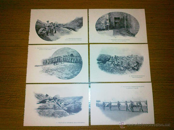 Sellos: EL CAPITAN GENERAL WEYLER. 30 FOTOTIPIA Nº 1/30, HAUSER Y MENET-MADRID, - Foto 3 - 42495034