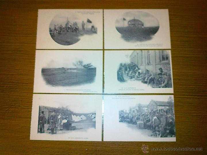 Sellos: EL CAPITAN GENERAL WEYLER. 30 FOTOTIPIA Nº 1/30, HAUSER Y MENET-MADRID, - Foto 4 - 42495034