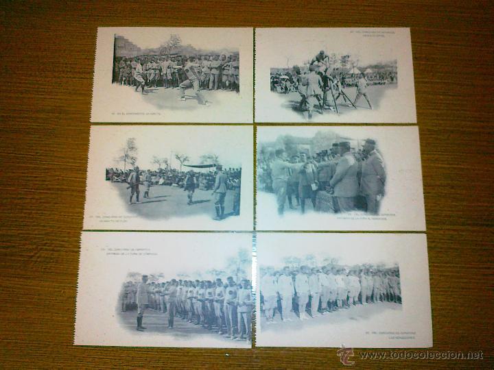 Sellos: EL CAPITAN GENERAL WEYLER. 30 FOTOTIPIA Nº 1/30, HAUSER Y MENET-MADRID, - Foto 5 - 42495034