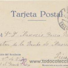 Sellos: TARJETA POSTAL DE VALENCIA A PINOSO DEL 4-7- 1957. CON EDIFIL 1149.. Lote 43766006