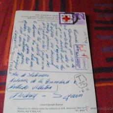 Sellos: PRECIOSA POSTAL CON BONITO SELLO Y MATASELLO DE 1963 MIRA MAS POSTALES EN MI TIENDA . Lote 44038029