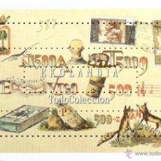 Timbres: TARJETA POSTAL SOBRE JEROGLIFICO. TARJETAS DEL MUSEO DE CORREOS Y TELEGRAFOS. Lote 46885231