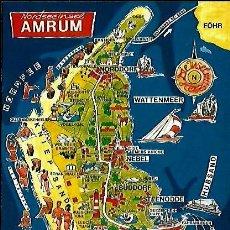 Sellos: ALEMANIA FAROS DE AMRUM. Lote 19347188