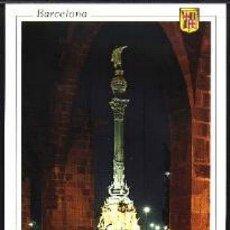 Sellos: MONUMENTO A COLON BARCELONA. Lote 10557670