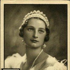 Sellos: BELGICA 1935- YV 0413 [MUERTE DE LA REINA ASTRID ] (TARJETA MÁXIMA). Lote 50038911