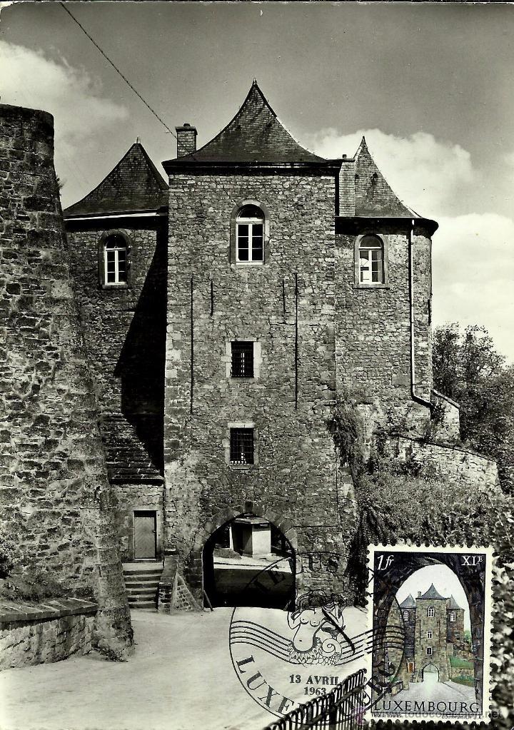 Resultado de imagen de la puerta de las tres torres luxemburgo