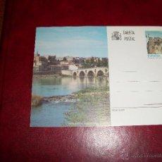 Stamps - Tarjeta postal franqueada. - 51598242