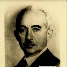 Sellos: TURQUIA 1942- YV 0982 [ 2º PRESIDENTE: MUSTAFA ISMET IMANU ] (TARJETA MÁXIMA). Lote 53289406