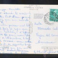 Timbres: TP MATASELLOS *PORT-BOU - ESTAFETA DE CAMBIO. GERONA. 11 AGO. 75* . Lote 53811610