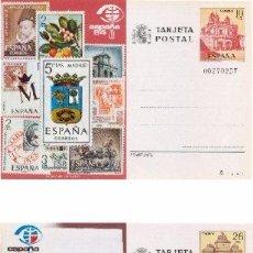 Sellos: ESPAÑA 1984. EXPOSICION MUNDIAL FILATELIA. Nº 135 - 136. SELLOS TEMATICA MADRILEÑA Y CARTA DE 1855.. Lote 95703174