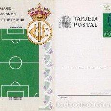 Stamps - ESPAÑA 1991. 25 ANIVERSARIO REAL UNION CLUB DE IRUN. Nº 153. - 57538814