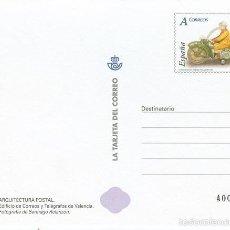 Stamps - ESPAÑA 2006. ARQUITECTURA POSTAL. FACHADA DE CORREOS DE VALENCIA. Nº 173 - 55345187
