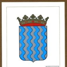 Sellos: POSTAL – ESCUDO DE TARRAGONA 1965. Lote 57926468