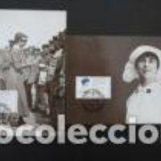 Sellos: 2 TARJETAS MAXIMAS EUROPA DE LIECHTENSTEIN DE 1996. Lote 66005610
