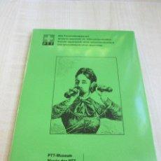 Sellos: COLECCIÓN DE 12 POSTALES DE ANTIGUOS APARATOS DE TELECOMUNICACIÓN EMITIDOS POR CORREOS DE SUIZA 1980. Lote 70191589