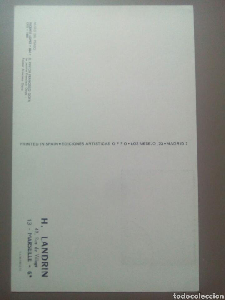Sellos: Goya Republique Rwandaise tarjeta máxima matasellos primer día 1975 - Foto 2 - 72395059