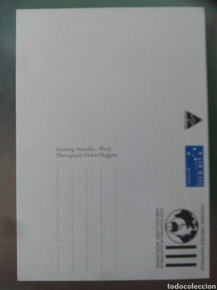 Sellos: Australia 1998 5 tarjetas máximas agricultura ganadería - Foto 2 - 73788422