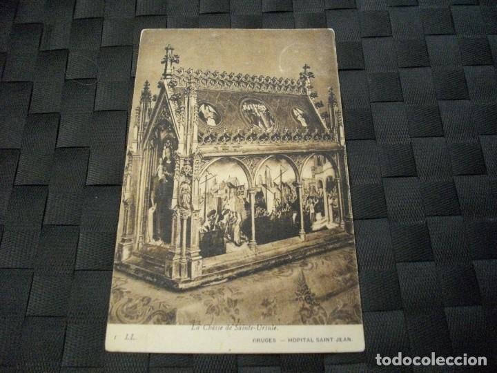 Sellos: PRECIOSA TARJETA POSTAL CON SELLO DE 1907 LA DE LA FOTO VER TODOS MIS LOTES DE POSTALES - Foto 2 - 76668483