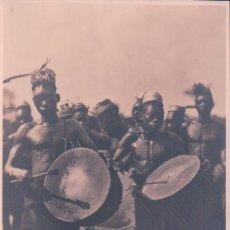 Sellos: POSTAL AFRICA - CONGO - MANGBETU - TAM - TAM. Lote 93182335