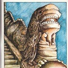 Sellos: FRANCIA SERVICIO UNESCO IVERT 71, PATRIMONIO UNIVERSAL: HUÉ (VIET-NAM), MAXIMA DE 23-10-1982. Lote 99737699