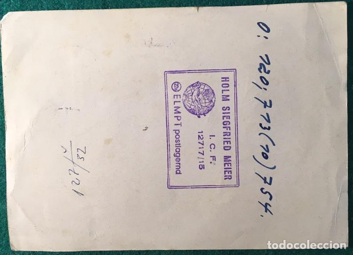 Sellos: Tarjeta Postal Antigua de Alemania a Barcelona - Foto 2 - 99829059