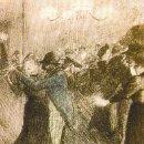 Sellos: FRANCIA IVERT 2224, CENTENARIO DE LA PRIMERA INSTALACIÓN PUBLICA DE ELECTRICIDAD, MÁXIMA 10-7-1982. Lote 99961707