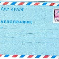 Sellos: AEROGRAMA FRANCIA. Lote 103855859