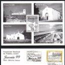 Sellos: TARJETA JUVENIA 99 - ALAIOR. Lote 117894223