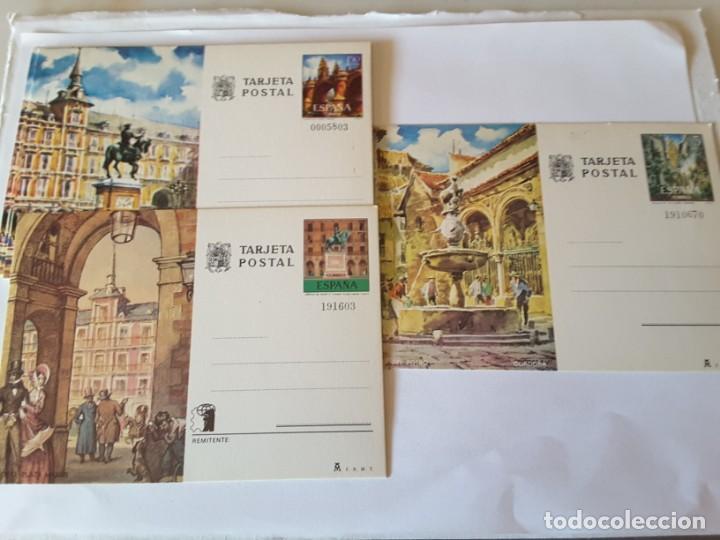 Sellos: Lote tarjetas postales - Foto 2 - 135482146