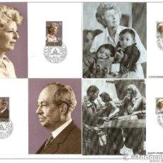 Sellos: LIECHTENSTEIN 1983. MÁXIMAS. FAMILIA REAL. REYES.. Lote 139610402
