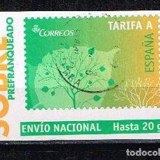 Sellos: ESPAÑA - SELLO CORRESPONDIENTE A SOBRE PREFRANQUEADO. Lote 142685538