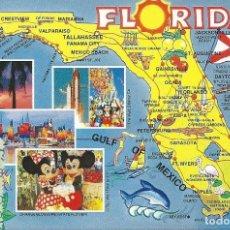 Sellos: 1990. ESTADOS UNIDOS/USA. MÁXIMA/MAXIMUM CARD. FLORIDA.. Lote 147563538