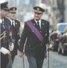 Sellos: 2006. BÉLGICA/BELGIUM. MÁXIMA/MAXIMUM CARD. TRIPLE. REY ALBERTO II. KINGS. MONARQUÍA/MONARCHY.. Lote 148510394