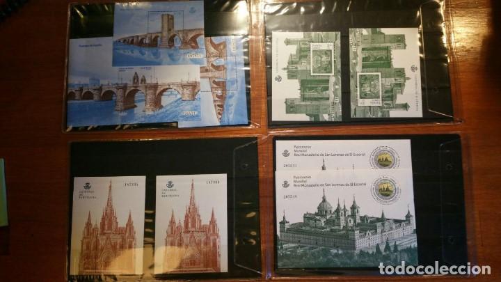 Sellos: ALBUM EMISIONES ESPECIALES SELLOS ESPAÑA NUEVOS POR DUPLICADO - Foto 2 - 151375434