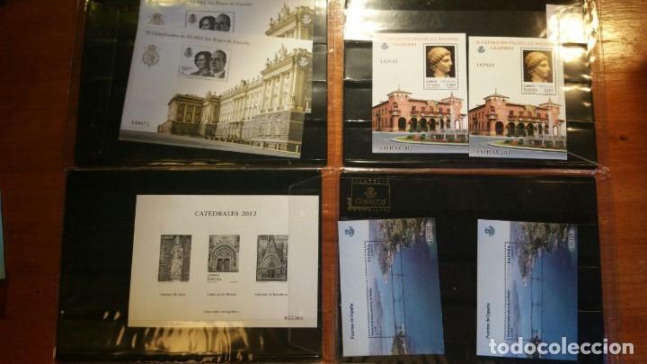 Sellos: ALBUM EMISIONES ESPECIALES SELLOS ESPAÑA NUEVOS POR DUPLICADO - Foto 4 - 151375434
