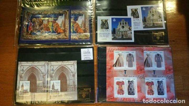 Sellos: ALBUM EMISIONES ESPECIALES SELLOS ESPAÑA NUEVOS POR DUPLICADO - Foto 9 - 151375434