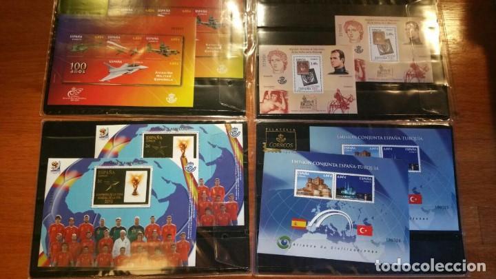 Sellos: ALBUM EMISIONES ESPECIALES SELLOS ESPAÑA NUEVOS POR DUPLICADO - Foto 10 - 151375434