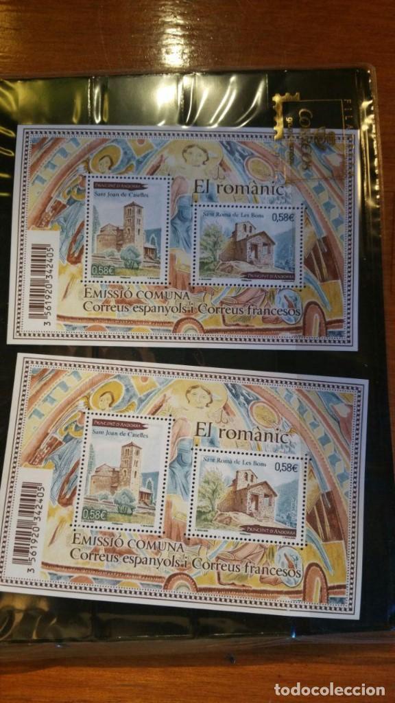 Sellos: ALBUM EMISIONES ESPECIALES SELLOS ESPAÑA NUEVOS POR DUPLICADO - Foto 11 - 151375434