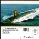 Sellos: USA TP SUBMARINO NUCLEAR RHODE ISLAND. Lote 153964414