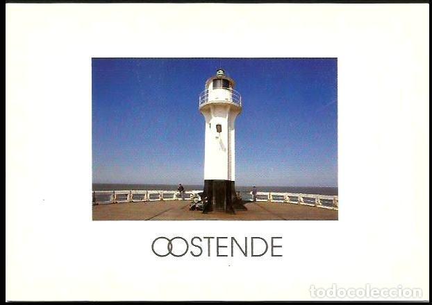 BELGICA TP FARO EAST PIES (Briefmarken - Internationale - Postkarten)