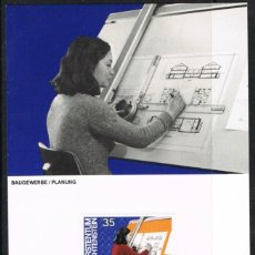 [EF0245] Liechtenstein 1984, Tarjeta Máxima - Maxicard nº 49-04 (M)