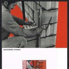 Sellos: [EF0251] LIECHTENSTEIN 1984, TARJETA MÁXIMA - MAXICARD Nº 49-10 (M). Lote 155430018