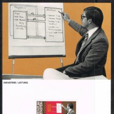 Sellos: [EF0252] LIECHTENSTEIN 1984, TARJETA MÁXIMA - MAXICARD Nº 49-11 (M). Lote 155430566
