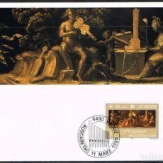 [EF0259] Liechtenstein 1985, Tarjeta Máxima - Maxicard nº 52-01 (M)