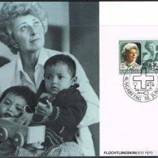 [EF0270] Liechtenstein 1985, Tarjeta Máxima - Maxicard nº 55-03 (M)