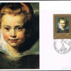[EF0273] Liechtenstein 1985, Tarjeta Máxima - Maxicard nº 57-02 (M)
