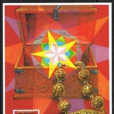 [EF0276] Liechtenstein 1985, Tarjeta Máxima - Maxicard nº 58-02 (M)